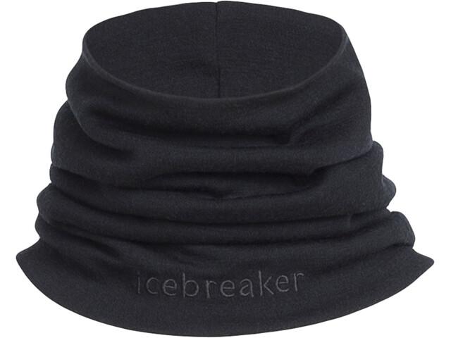 Icebreaker Apex Chute Scarf Black/Black